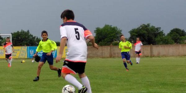 У с. Чулаківка відбувся футбольний турнір серед дитячих команд присвячених Дню захисту дітей