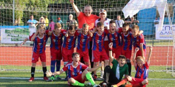 Победителем Кубка по футболу Путилова стала херсонская гимназия номер один