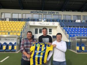 Экс-защитник Карпат Нестеров подписал контракт с венгерским Мезекевешдом