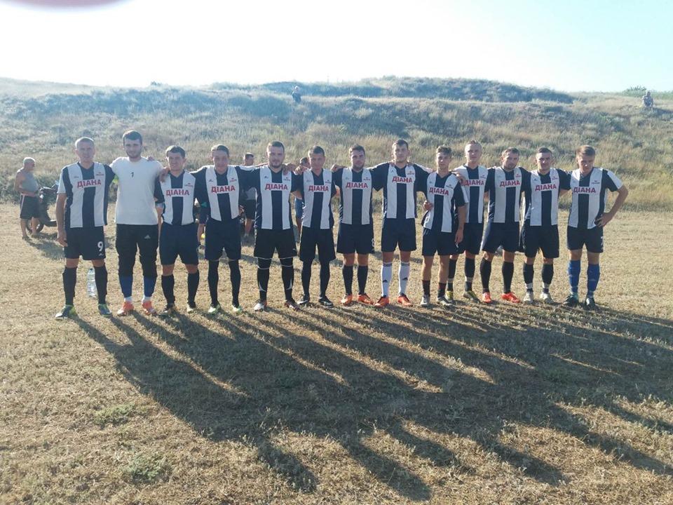 Закінчилось перше коло Білозерської футбольної ліги