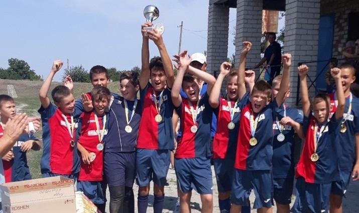 """На турнірі """"Сірогозьке літо"""" визначили кращих футболістів дитячо-юнацьких спортивних шкіл"""