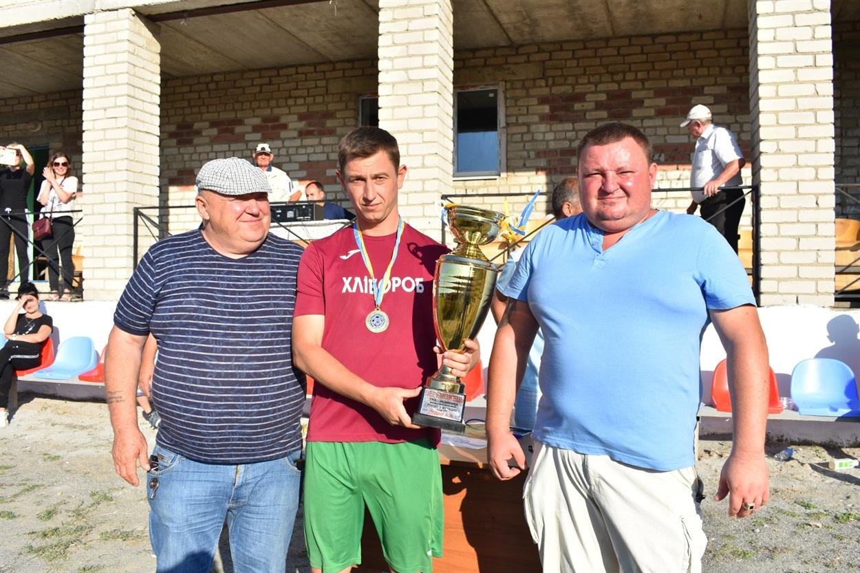 У Нижніх Сірогозах відбувся футбольний турнір пам'яті голови асоціації фермерів Сірогозщини Дудки