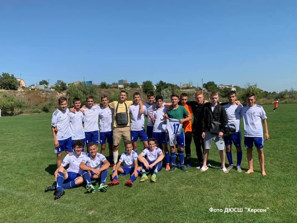 Чемпіонат України 2019/2020 Перша ліга Група 6. U15 та U17 . 1 тур