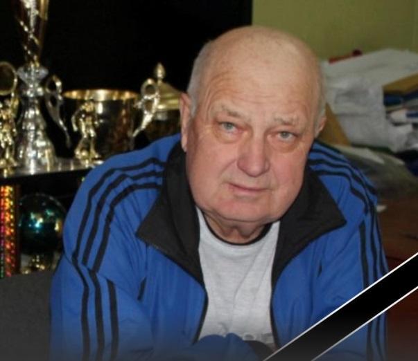 Пішов з життя відомий спортивний журналіст Херсонщини Олександр Крупіца