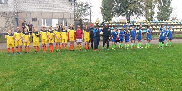 Чемпіонат Херсонської області з футболу серед дівочих команд  WU-17