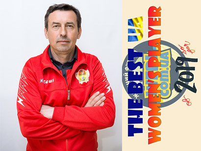 Роман ЗАЕВ – лучший тренер Украины в 2019 году!