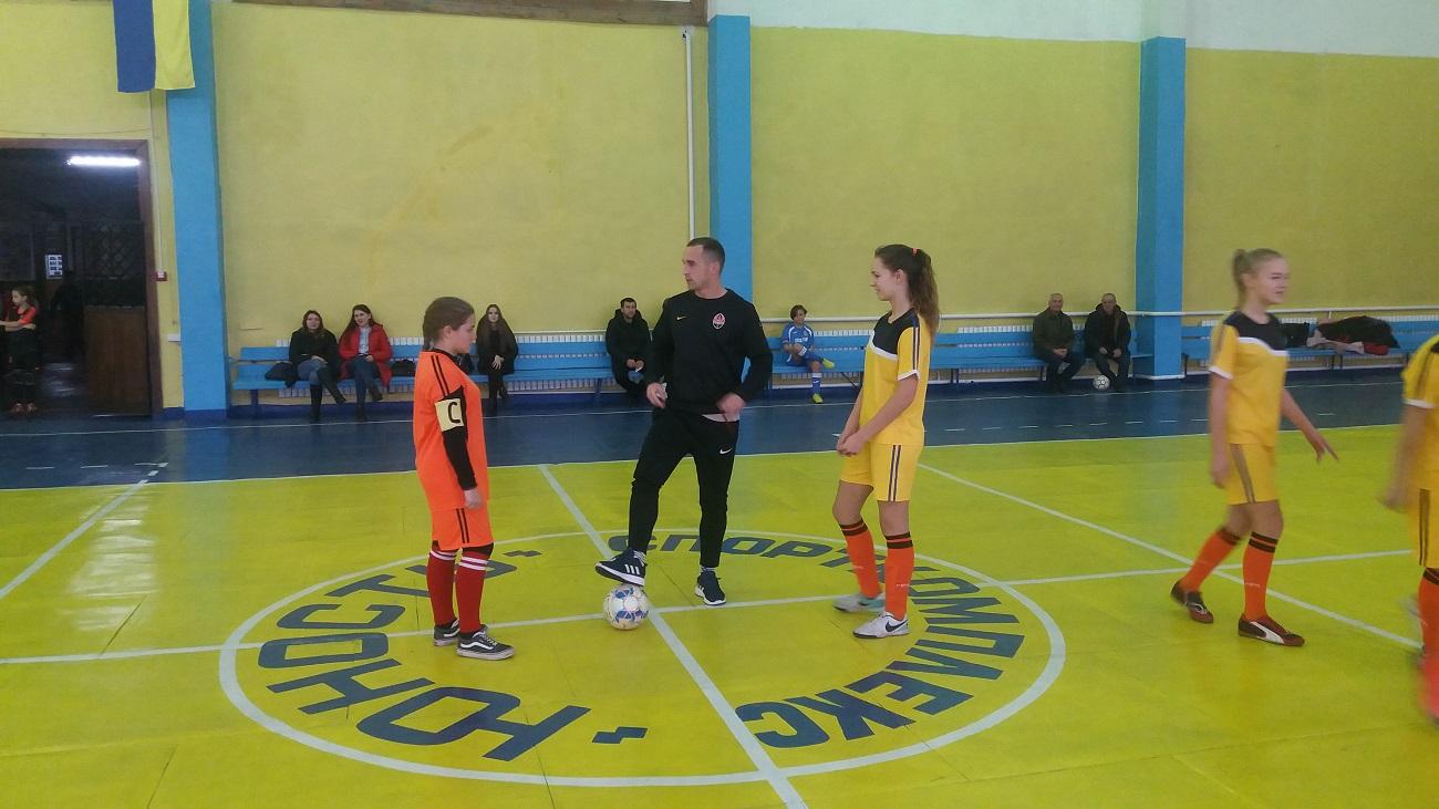 Чемпіонат Херсонської області з футзалу серед команд дівчат U – 17. І тур