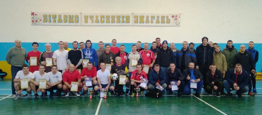 В Каховці відбувся ХV міжвідомчий турнір з футзалу