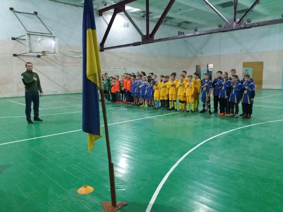 Різдвяний турнір Білозерської РК ДЮСШ з футзалу серед команд юнаків 2008-2010 р.н.