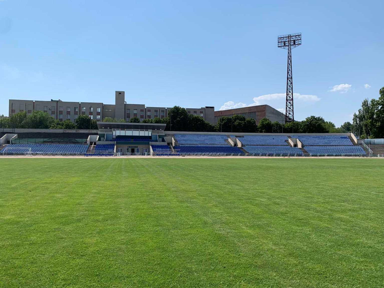 УАФ затвердила список стадіонів України за чотирма категоріями