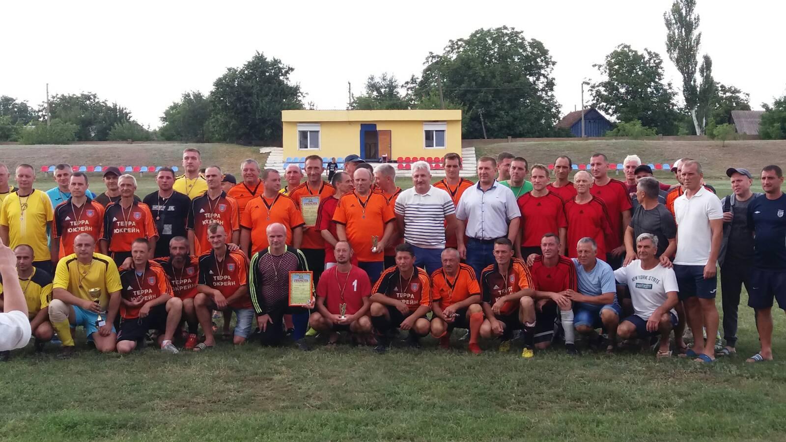 Турнір з міні-футболу в Нижніх Сірогозах