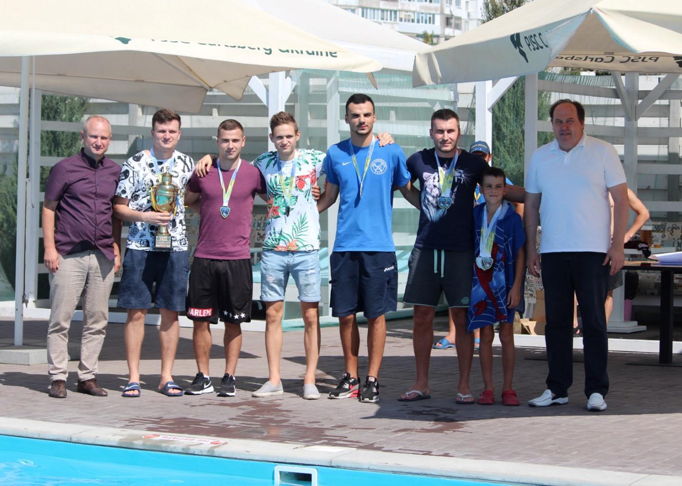 6 вересня відбулсь нагородження переможців та призерів відкритого чемпіонату АФХО сезону 2019/2020 +ВІДЕО