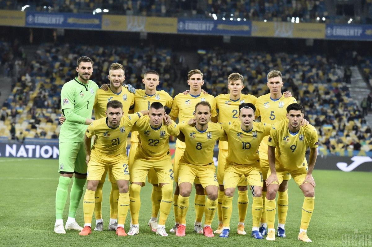 Перша в історії перемога збірної України з футболу над Іспанією