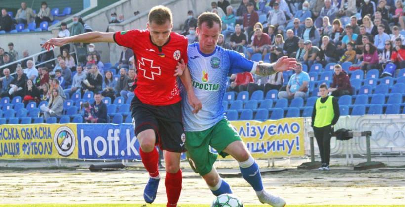 Неудачный дебют Валяева: Кристалл скандально проиграл Волыни