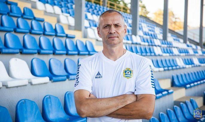 Кремінь припинив співпрацю з головним тренером Олександром Головком