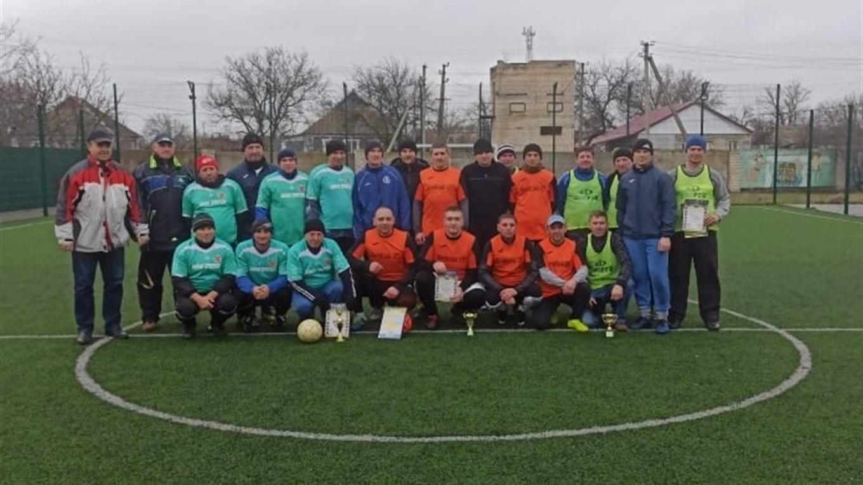 В Нижніх Сірогозах перед введенням локдауну пройшов Різдвяний турнір з міні-футболу