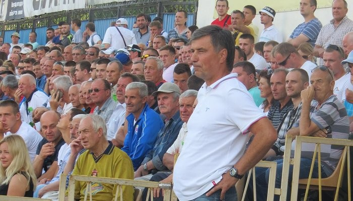 Сьогоднішній ювіляр Олег Федорчук – про гравців, з якими звела його доля й це було добре для них.