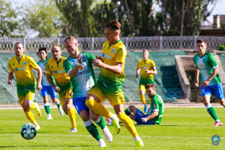 Полісся зіграло внічию з Кристалом в першому через 16 років матчі на рідному стадіоні