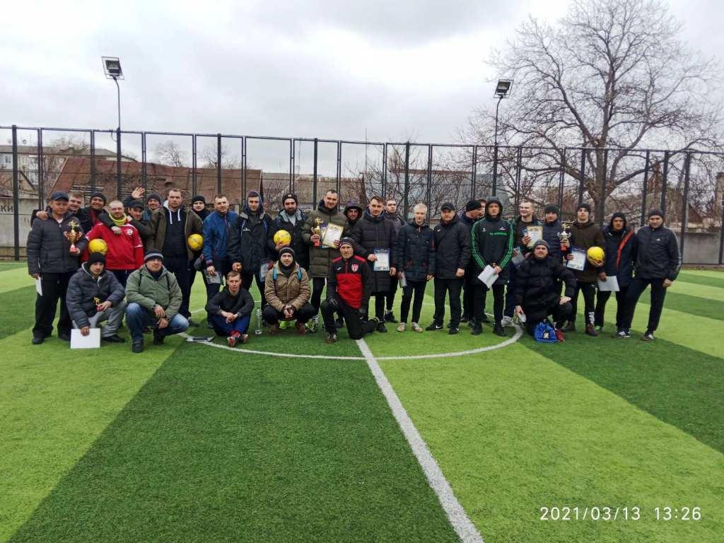 Турнір з міні-футболу до Дня українського добровольця