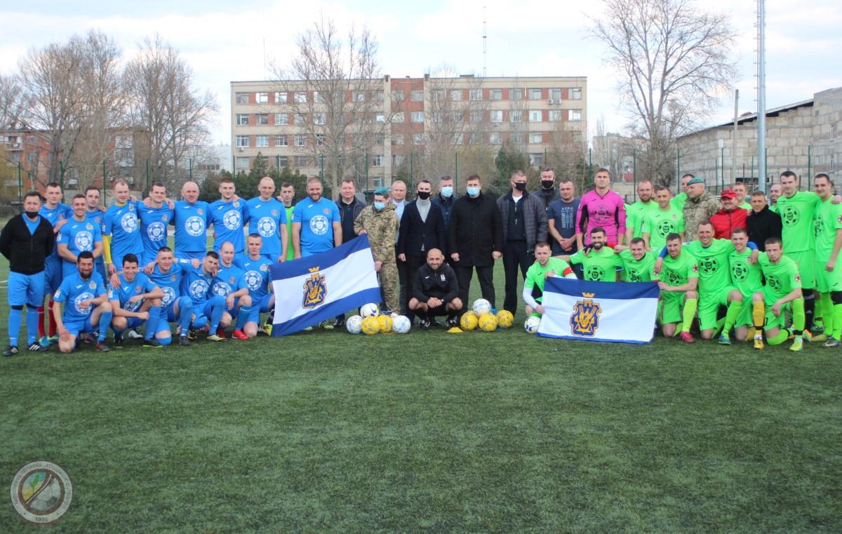 В Херсоні розпочалися змагання Ліги учасників АТО