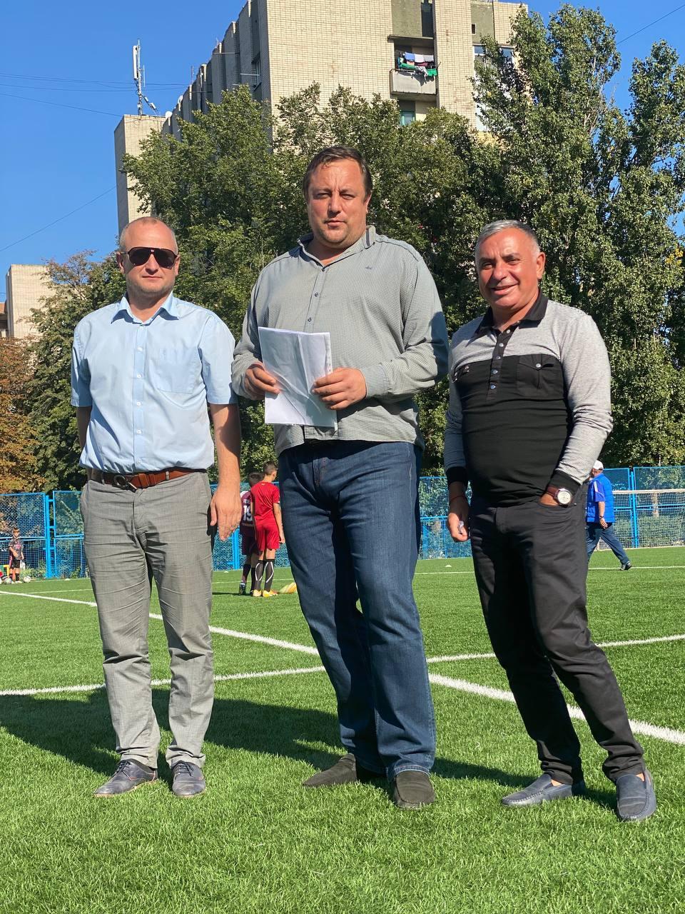 Відбулось організаційне зібрання стосовно проведення  у Херсоні матчів футбольного турніру «Кубок єднання-2021»
