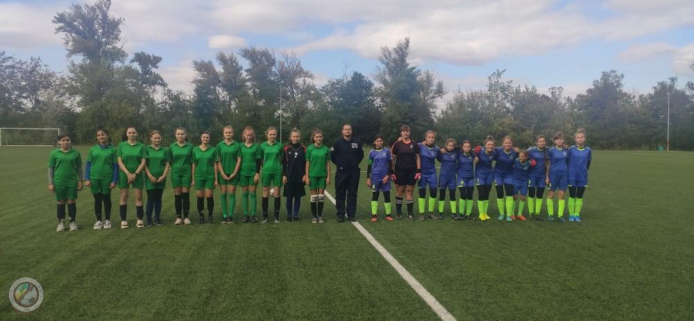 Чемпіонат Херсонської області серед дівочих команд U-17