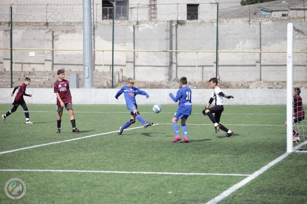 Чемпіонат Херсонської області з футболу серед  команд юнаків U-14 у вищiй лiзi