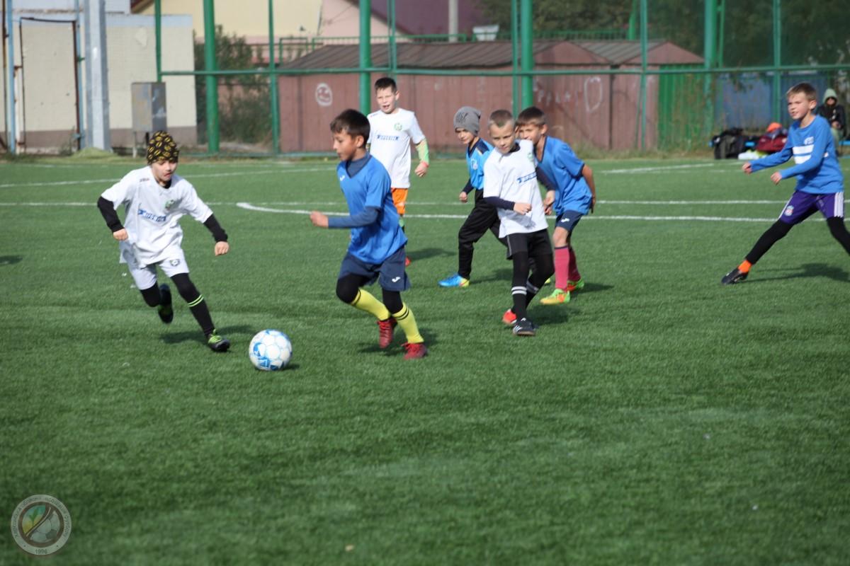 Чемпіонат Херсонської області з футболу серед  команд юнаків U-10